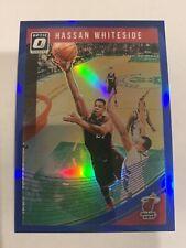 New listing 2018-19 Panini Donruss Optic Basketball Hassan Whiteside Prizm 37/49 Heat