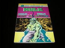 Hulk album géant : Deux aventures de Hulk GF Artima Marvel color géant