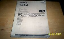 Caterpillar Parts Manual 115, 120, 130, 140, 160, 180 and H195 Hydraulic Hammers