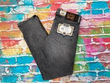 H30 Levis 511 Skateboarding Slim Leg Grey Tapered Waist 36 Leg 32
