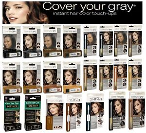 Cover Your Gray Hair *INSTANT COLOUR* All Types & Colours - for Men & Women!!