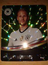 REWE DFB Glitzer-Bild Höwedes Nr.13 Sammelkarte Fussball Nationalelf Euro 2016