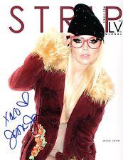 "JESSE JANE-""Sexy Adult Superstar""-Authentic Signed Magazine"