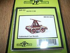 Durango Press HO Scale Hand Car  Kit DP-12 Bob The Train Gu