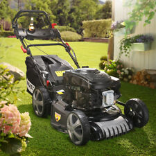 Brast Petrol Lawnmower 4,4kw (6ps) incl. Self Drive GT Transmission 196ccm