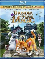 Thunder & The House of Magic 3D +DVD + Digital Copy