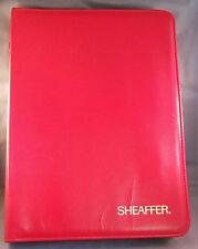 Sheaffer Vintage Salesman Selling Binder--Holds 41 pens