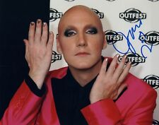 James St James Signed 8x10 Photo Party Monster Disco Bloodbath Gay Interest COA