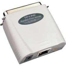 Tp-link TL-PS110P Individual Puerto Paralelo Rápido Ethernet Servidor Impresión