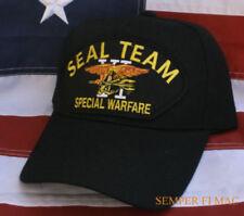 US NAVY SEAL TEAM 6 HAT CAP USS CHIEF OEF GIFT Raid On Osama Bin Laden PIN UP