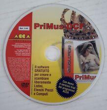 DVD Primus-DCF creare e scambiare listini prezzi