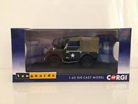 "Corgi VA11113 Land Rover Series 1 80"" 1st Battalion Gloucestershire"