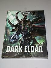 Warhammer 40K DARK ELDAR CODEX!!  Brand New HC!!