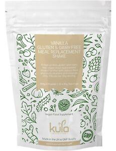 Vanilla Gluten Dairy Free Meal Replacement Diet Slim Shake - 300g (12 Servings)