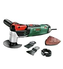 NEW - Bosch PMF 250 CES All Rounder 3-in-1 Multi-Function Tool Set - 240v