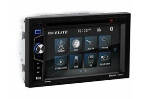 "BOSS Audio Elite BV755B Car DVD Player Bluetooth 6.2"" Touchscreen DVD/USB!~!"