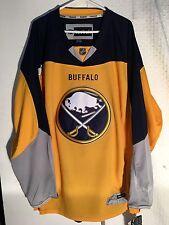 Reebok Premier NHL Jersey Buffalo Sabres Team Yellow sz M