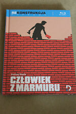 Człowiek z marmuru Blu-ray - POLISH RELEASE ( English Subtitles)