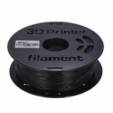 Filament flexible TPU 1.75mm 1kg Noir pour imprimante 3D, expédition de France