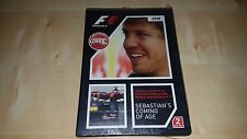 FORMULA 1 REVIEW OF 2010: SEBASTIAN'S COMING OF AGE DVD - NEW