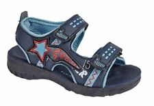 Unbranded Sandals Shoes for Boys with Hook & Loop Fasteners