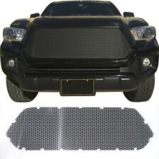 CCG 2016 2017 TOYOTA TACOMA GRILL MESH PERF SS GLOSS BLACK PRE-CUT GRILLE