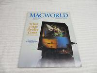 MACWORLD MAGAZINE JUNE 1988 GUC