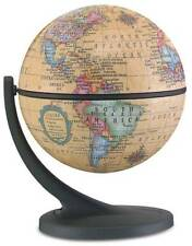 Replogle Wonder Antique Ocean Desktop Globe - 4.3 Inch