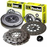 AN LUK DUAL MASS FLYWHEEL AND A CLUTCH KIT FOR BMW MAZDA2 F22 COUPE 218D