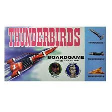 Retro Style Thunderbirds Board Game