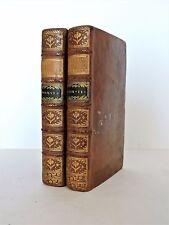 JJ. ROUSSEAU, DICTIONNAIRE DE MUSIQUE, 2 VOL 1768, 14 planches de musique gravée