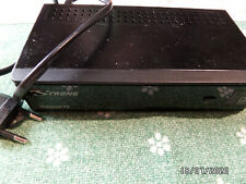 STRONG SRT 8541 DVB-T2 Receiver, freenet-TV Full HD, HDTV, FHD, HDMI, LAN, SCART