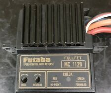 VINTAGE FUTABA MC 112B ELECTRONIC SPEED CONTROL WITH REVERSE