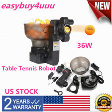HP-07 Ping Pong/Table Tennis Robot Automatic Ball Machine expert best seller !