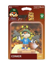"""Conkers - Conkers Bad Fur Day """"FIRST EDITION"""" TOTAKU Figure (No. 27)"""