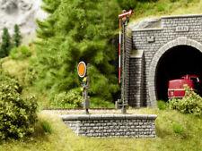 58305 Noch HO Base per segnale ferroviario, confez. 2 pezzi