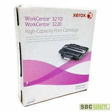 *NEW* Xerox Black Toner Cartridge - WorkCentre 3210 Open Box (Model: 106R01486)