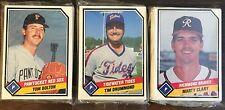 1989 CMC TIDEWATER TIDES-Mets  Minor League Complete UNOPEN Team Set  F6105517