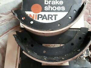 FORD ZEPHYR 6, ZODIAC MkIII, Mark 3,1962-66, New rear brake shoes, old Unipart