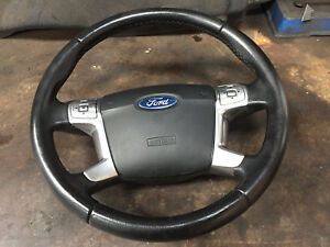 FORD S MAX 2007 2.0 DIESEL STEERING WHEEL