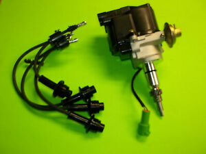 TOYOTA FORKLIFT distributor Fits 4Y Engine 5, 6, 7 Series with spark plug wires