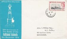 First Day Cover British Colony & Territory Stamps