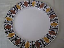 Vintage Kathie Winkle dinner plate- Mexico pattern