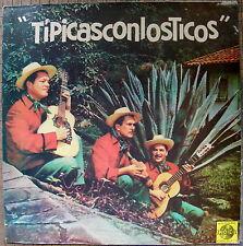 Trio Los Ticos Tipicasconlosticos Signed Delegacion de Costa Rica INDICA Mint