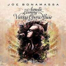 JOE BONAMASSA AN ACOUSTIC EVENING AT DOPPIO VINILE LP 180 GRAMMI NUOVO SIGILLATO