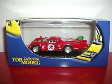 alfa romeo 33/2 autodelta Le mans 1968 giunti galli 1/43 TOP MODEL collection