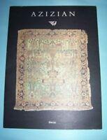 Collezionismo Tappeti - Azizian - 1^ed. 1993