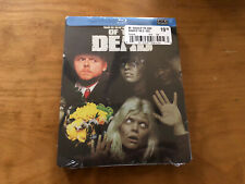 Shaun Of The Dead Blu ray*Universal*Fye Exclusive Steelbook*Sealed/New*