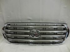 08 09 10 11 12 13 14 TOYOTA LAND CRUISER FRONT GRILLE P/N 53101-60490 OEM 1817