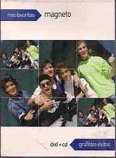 Promo only video 80s Magneto CD+DVD Vuela vuela PARA SIEMPRE sugar 40 GRADOS